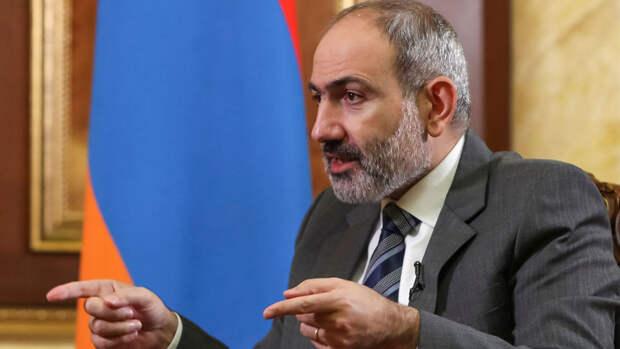Пашинян: система безопасности Армении основана на армяно-российском союзе