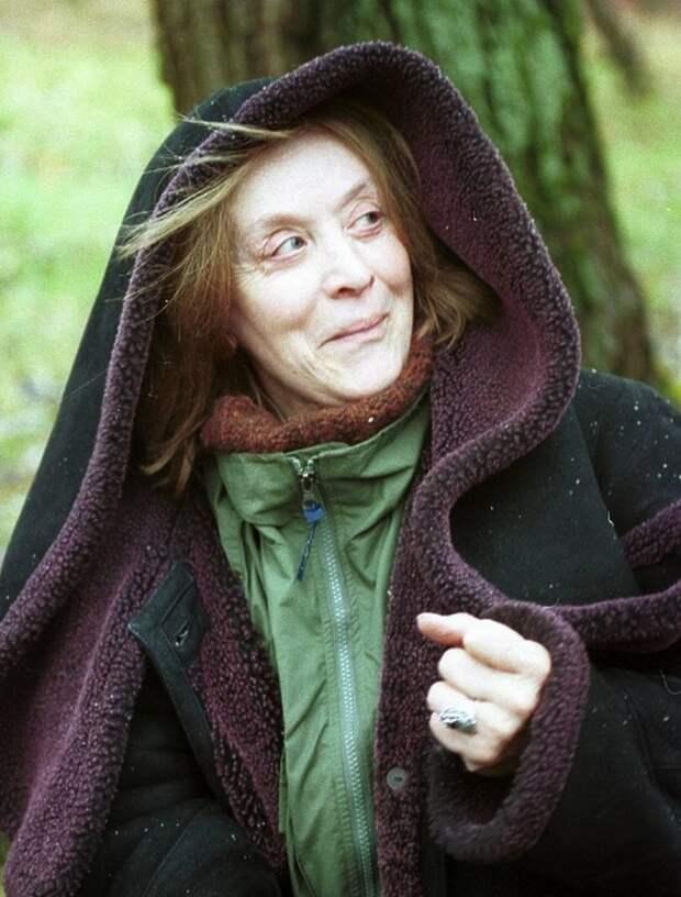 Маргарита Терехова доживает в нищете и болезни