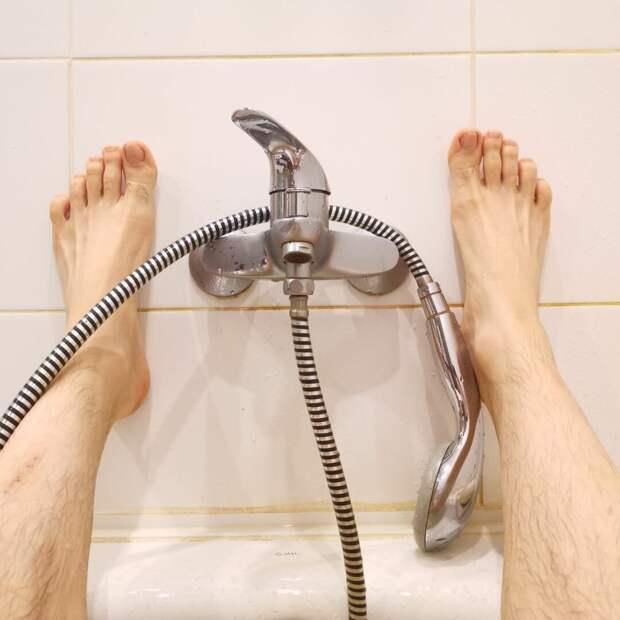 Почему нужно принимать ванну, а не душ. 5 основных причин