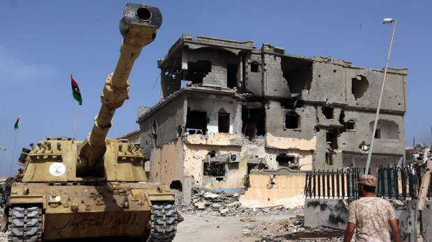 Хафтар взял Сирт почти без боя из-за агрессии Турции