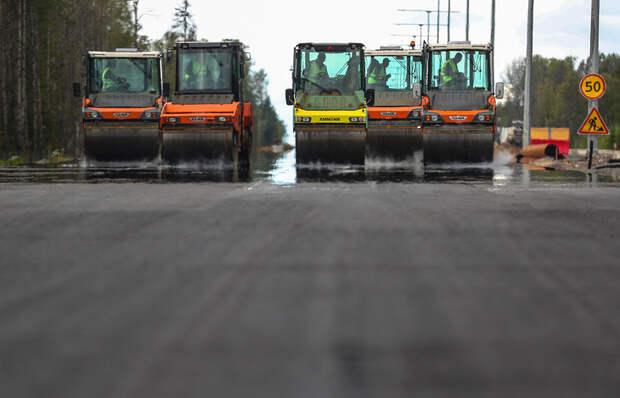 Тюмень, Майкоп и Белгород лидируют по качеству дорог в России