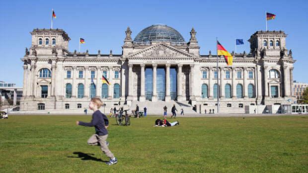 Германия приближается к состоянию распада
