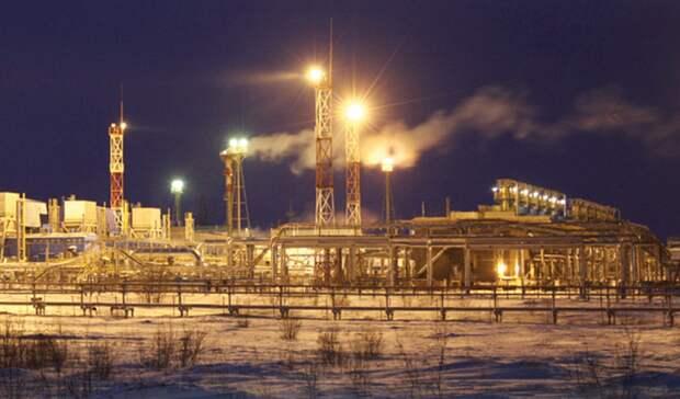 На1,5% сократил «Газпром» выбросы парниковых газов в 2019 году
