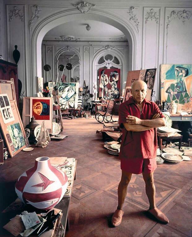 Жизненные принципы самого «дорогого» художника 20-го века – Пабло Пикассо