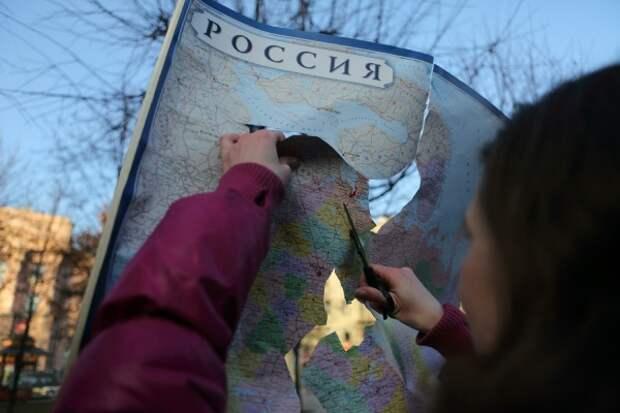Госдума намерена приравнять отторжение территорий от России к экстремизму