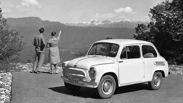 ЗАЗ-965 – за что любили и не любили этого малыша советские автолюбители?