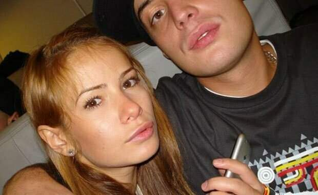 Айза с Гуфом, когда они еще были вместе