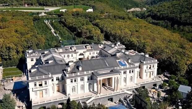 Берлин потребовал объяснить происхождение «дворца Путина» – в РФ ответили