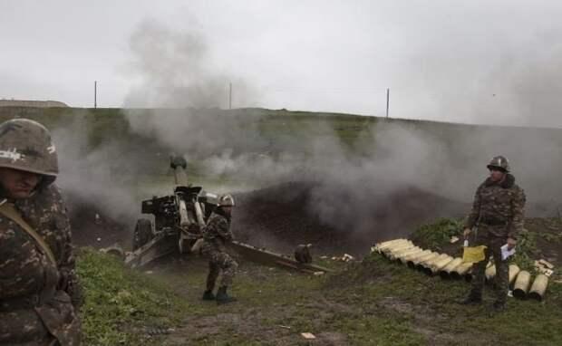 На линии соприкосновения Арцаха и Азербайджана противник готовится к  наступательным действиям