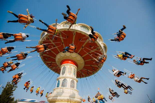 Фото: Всемирный фестиваль молодёжи и студентов поместился в «Песочницу»