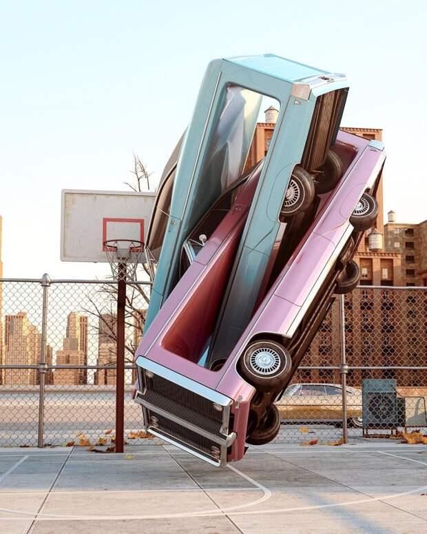 8 классных тачек, которые хотелось бы видеть на дорогах