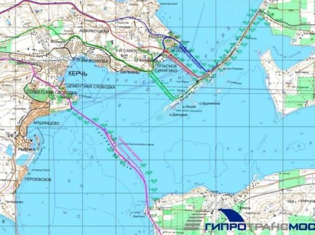 Тимченко готов прорыть тоннель в Крым за 40 млрд рублей