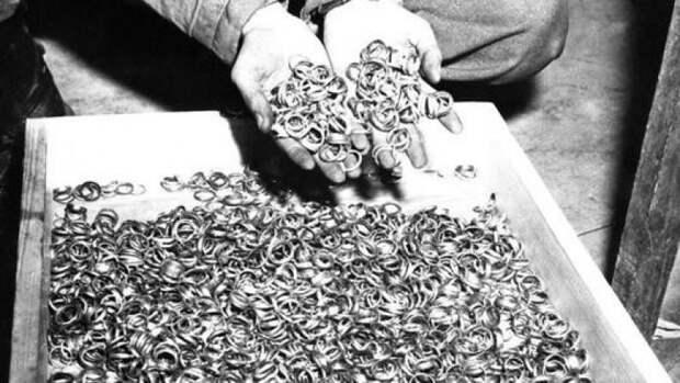 Как в немецких «легерях смерти» работали газовые камеры