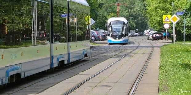 Маломобильным пассажирам трамвая №30 будут помогать сотрудники ЦОМП