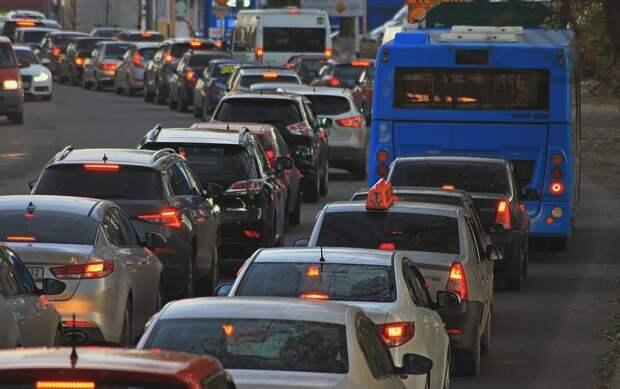 Четыре дня на трассе Симферополь-Ялта будут перекрывать движение