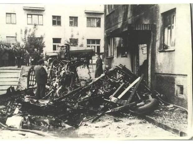 Почему в 1976 году летчик из Новосибирска совершил таран жилого дома