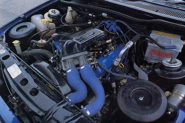 """""""Скромный"""" Ford из 90-ых, который был быстрее суперкаров того времени"""