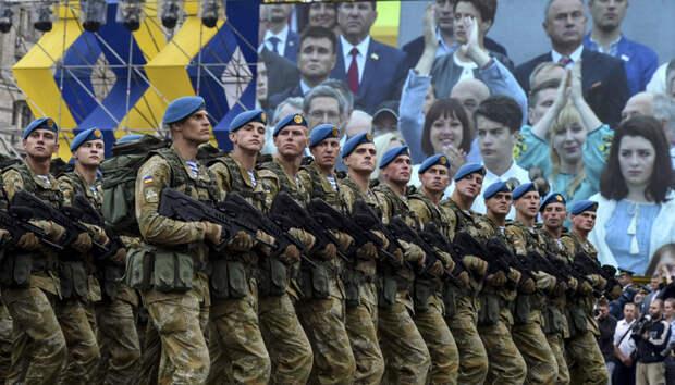 В украинской армии заменят традиционное приветствие бандеровским лозунгом Украина, Лозунг, Бандера, Воинское приветствие, Националисты, Украинская армия