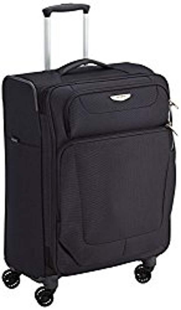 чемодан на колесиках для поездкок