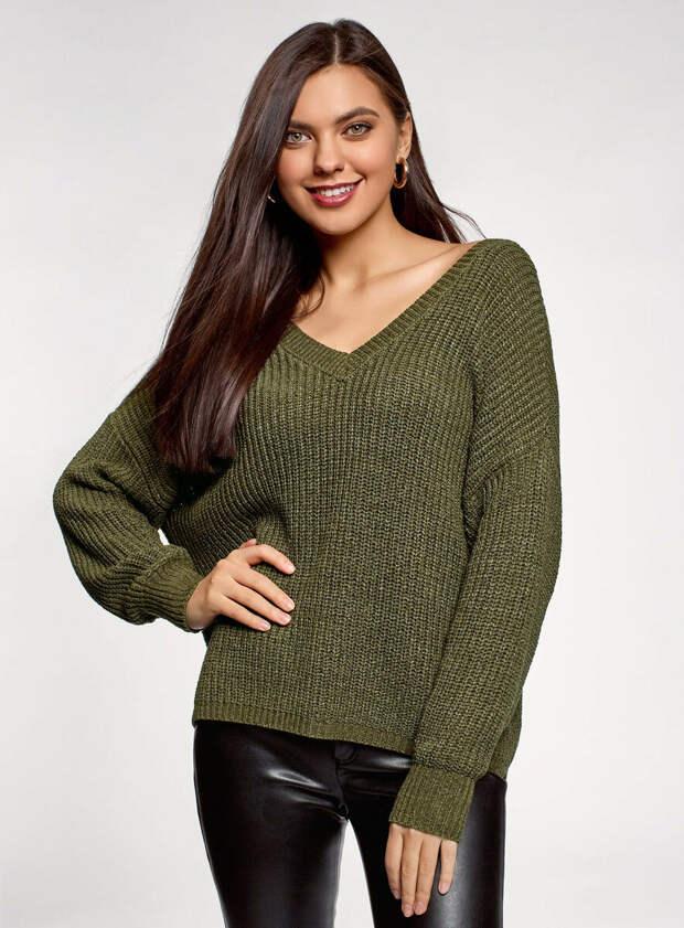 Так выглядит пуловер. /Фото: selcdn.fedsp.com