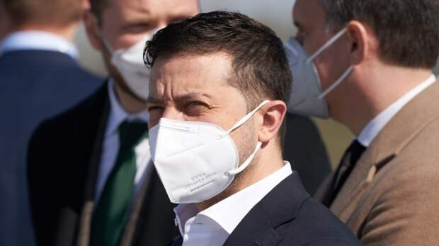 Зеленский пригласил Италию посетить Донбасс