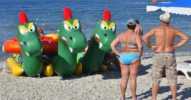 Пляжи в Крыму оказались под угрозой уничтожения