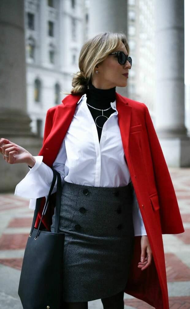 Стильные идеи – с чем носить базовую белую рубашку, чтобы выглядеть модно, а не как школьница