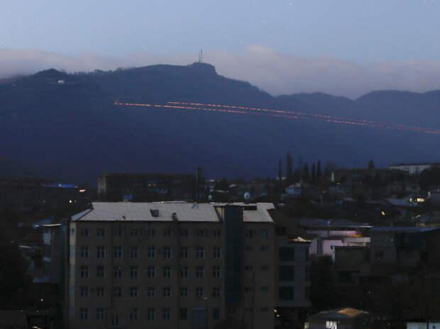 В карабахском «поясе безопасности» не осталось мирных жителей: уезжают, сжигая дома