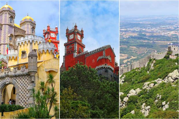 Синтра: самый живописный пригород Лиссабона