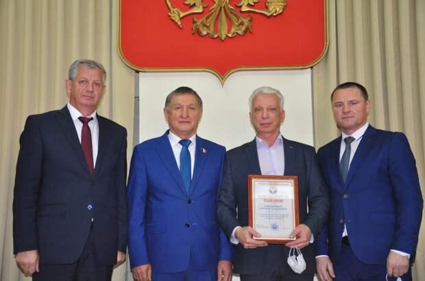 Председателем Гордумы Воткинска стал Алексей Пищиков