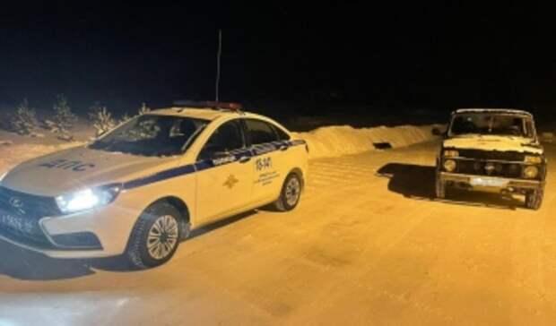 Уральские полицейские спасли натрассе водителя сгипертоническим кризом