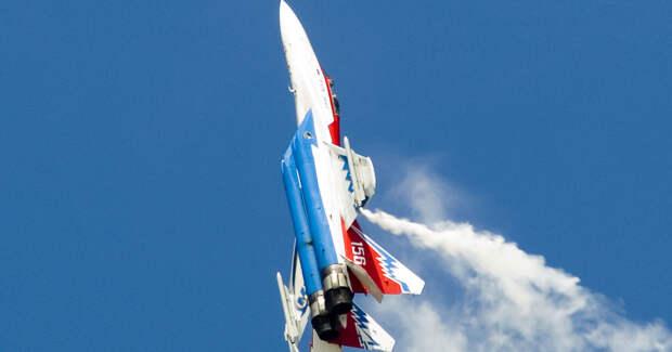 «Русские кульбиты больше не нужны»: западный эксперт о вероятности ближнего воздушного боя