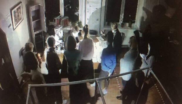В ходе подсчета голосов на ряде участков Петрозаводска отключили свет