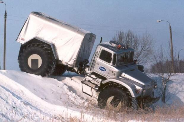 5 Модификаций ГАЗ-66, которые вы наверняка не видели
