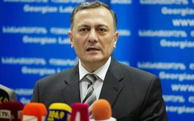 В Грузии пообещали поднять флаг над российской военной базой