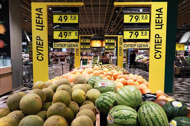 Где россияне покупают самые дешевые арбузы и дыни