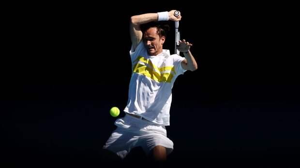 Дмитриева: «Медведеву с Циципасом будет играть проще, но обыграть Надаля на пути к титулу — очень престижно»
