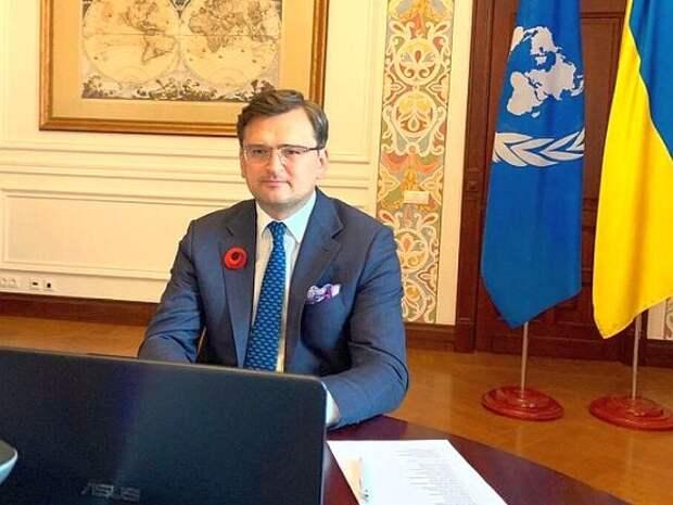 Кулеба призвал не ждать от Украины перехода «красной линии» и переговоров с лидерами ДНР и ЛНР