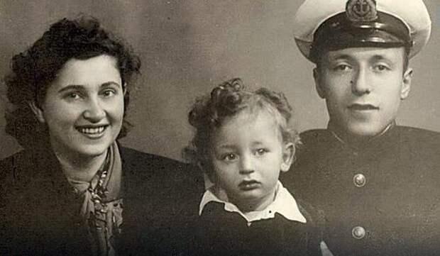 Детские фото Вассермана появились вСети