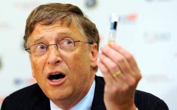 ВОЗ полностью управляется Биллом Гейтсом?