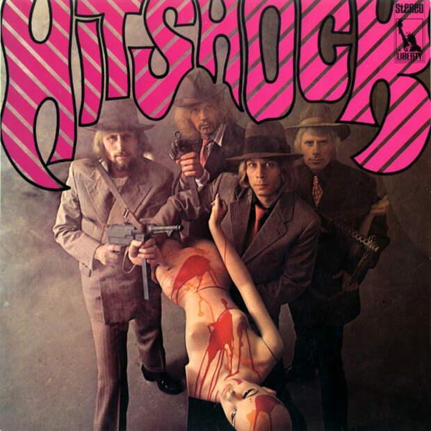 The Petards. Hitshock 1970