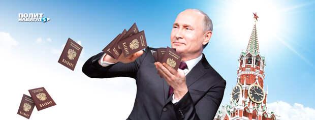 В Киеве бьют тревогу: Собиратель земель русских Путин объединяет русский народ.