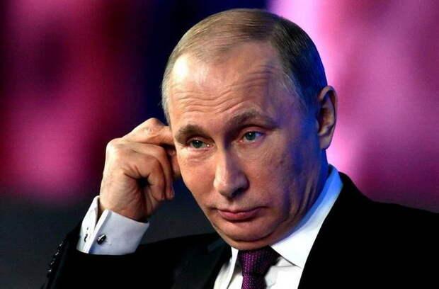 Путин пообещал сделать штатам цап-царап