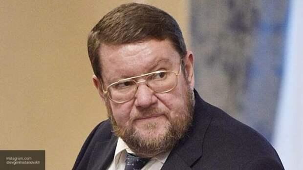 Сатановский рассказал, как США и Украина себе во вред «насмехаются над здравым смыслом»