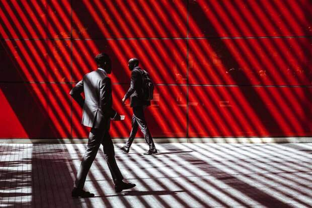 Улицы Лондона в фотографиях Joshua K. Jackson