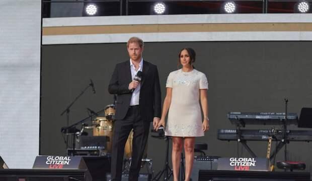 Принц Гарри и Меган Маркл отвергли приглашение королевы Елизаветы