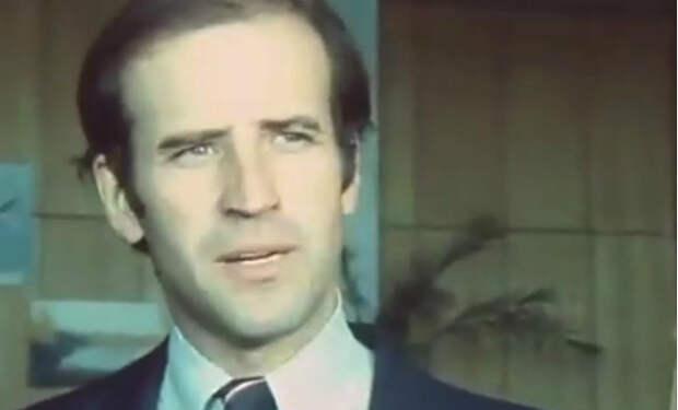 Джо Байден посещает СССР в 1979 году: архивное видео