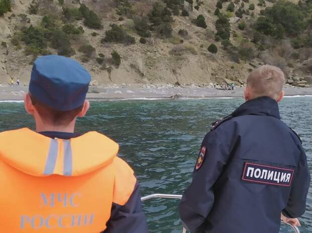 Севастопольские спасатели в Пасху ловили нарушителей самоизоляции