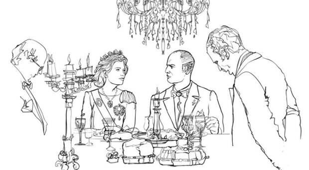 Почему за столом нельзя произносить «приятного аппетита»?