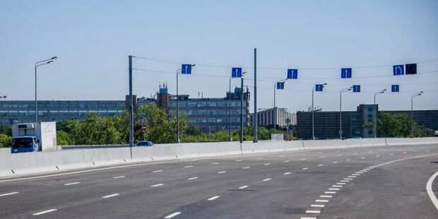 Собянин озвучил сроки строительства участка СВХ от Дмитровки до Ярославки. Фото: mos.ru